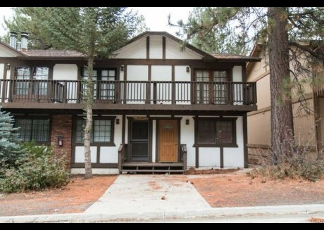 2 bd big bear cabin available now near lake