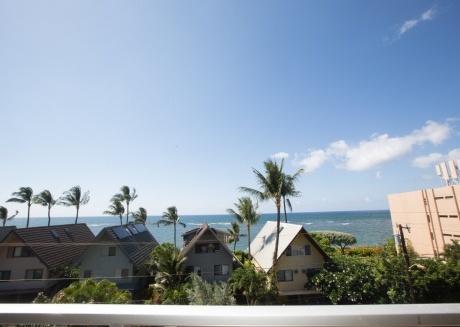 Beautiful Oceanview Luxury Apartment