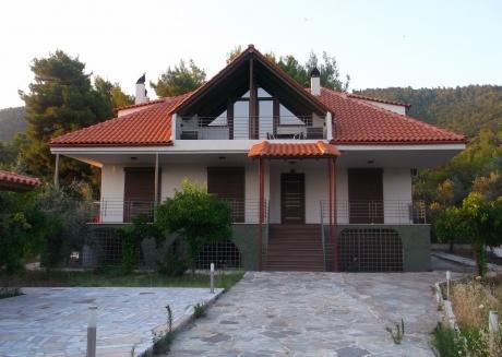 Alex's House on seaside