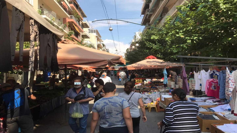 Street Market Every Wednesday Slide-25