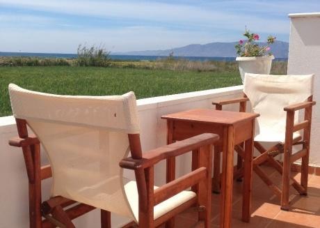 Depis Naxos Plaka beach-studio 4 people
