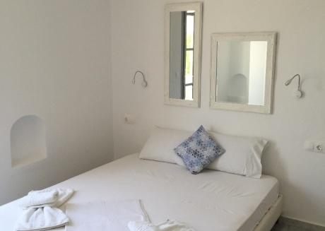 Depis suites Naxos town for 4 people