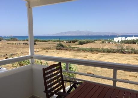 Depis bay villas Plaka beach Naxos