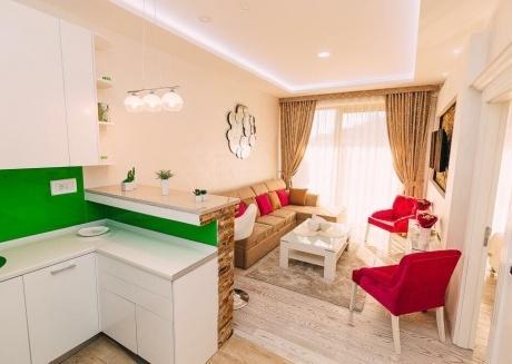 Jednosoban luksuzni apartman u Centru Budve