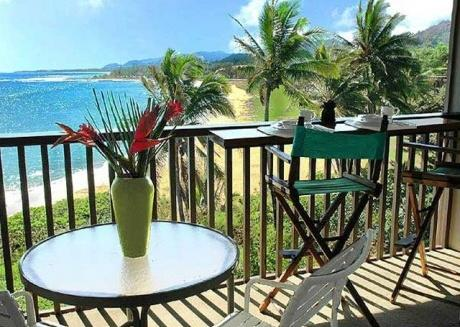 20% OFF!! 1 Bd Oceanfront Condo On Wailua Bay