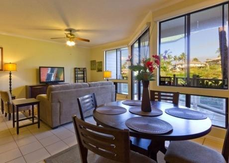 Last Minute Special-Wailea Grand Champions 1BD Condo #79 Overlooking Golf Course