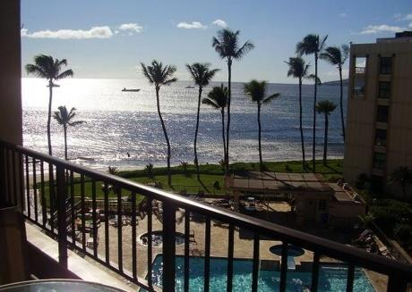 UP to 20% OFF!! One bedroom Ocean view--Sugar Beach O/F property--#506