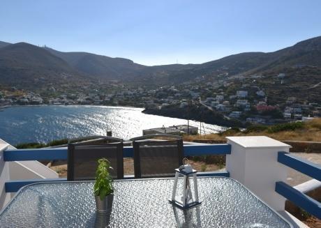 Syros Summer House (Aegean Blue)