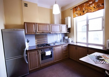 OLD TOWN APARTMENTS 4 Beds Floor: 1