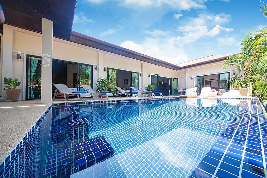 Villa Gaew Jiranai | 4 Bed Holiday Pool Home in... Slide-2