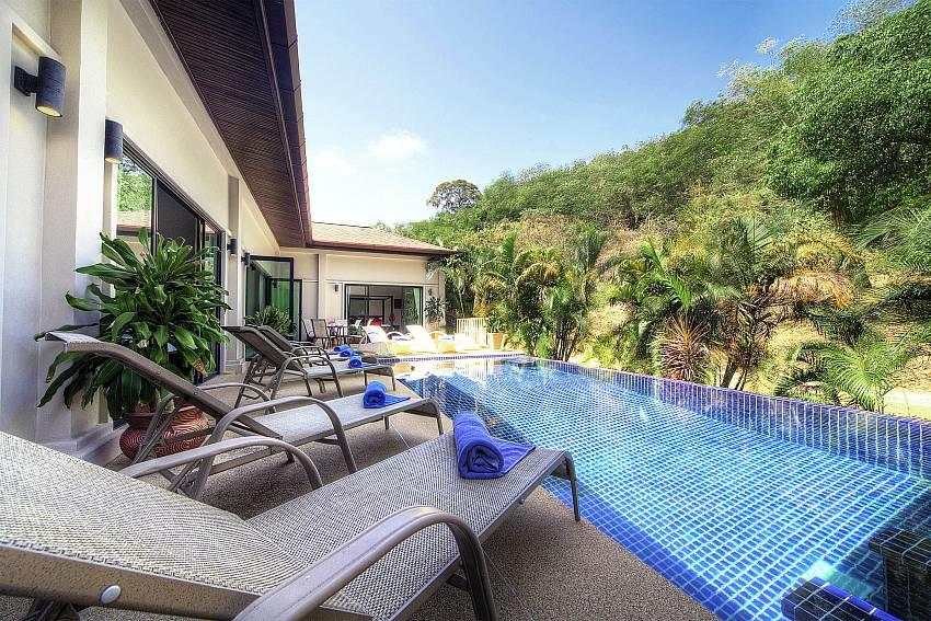 Villa Gaew Jiranai | 4 Bed Holiday Pool Home in... Slide-1