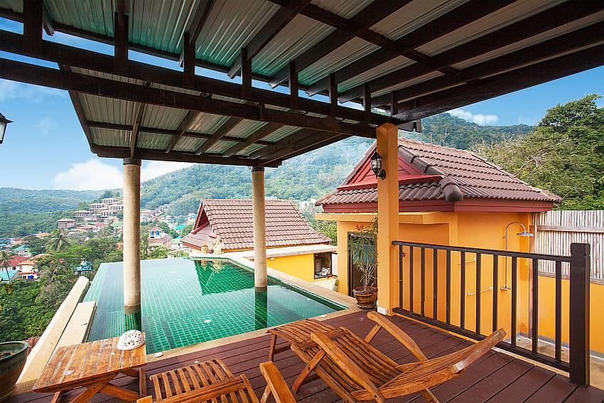 Baan Pa Nom | 3 Bed Pool Holiday Home Overlooki... Slide-3