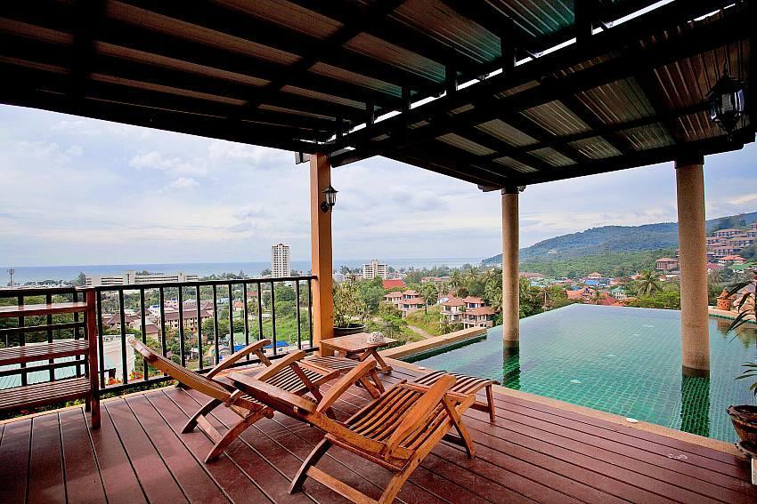 Baan Pa Nom | 3 Bed Pool Holiday Home Overlooki... Slide-1