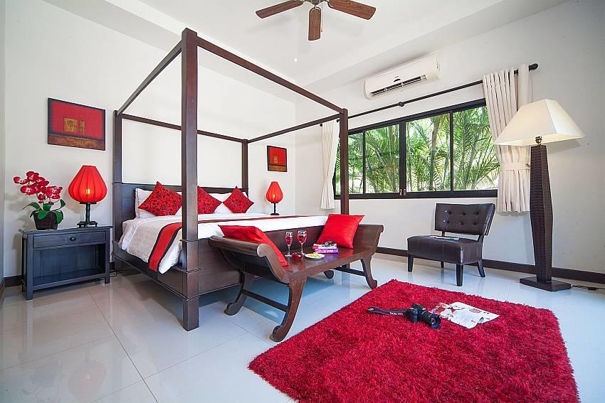 Villa Gaew Jiranai   4 Bed Holiday Pool Home in... Slide-27