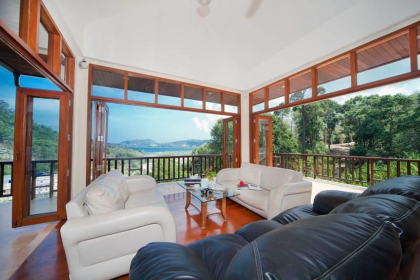 Patong Hill Estate Five | 5 Bed Pool Villa with... Slide-4