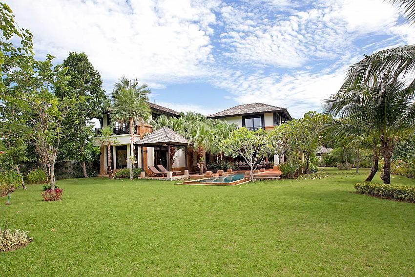 Chom Tawan |  4 Bed Pool Villa Near Layan Beach... Slide-4