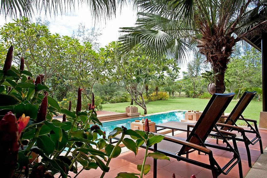 Chom Tawan |  4 Bed Pool Villa Near Layan Beach... Slide-3