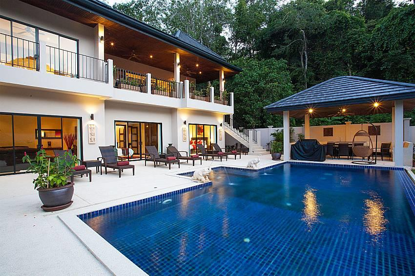 Pagarang Villa | 6 Bed Pool Property near Nai H... Slide-4