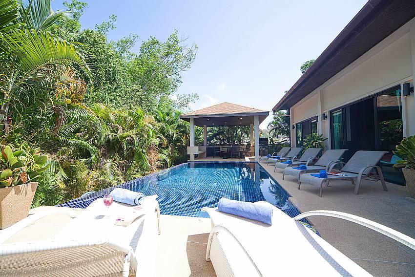 Villa Gaew Jiranai   4 Bed Holiday Pool Home in... Slide-4