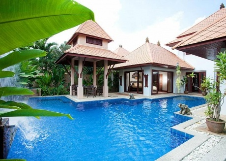 Villa Fantasea | 4 Bed Pool Rental with Resort Facilities in Kamala  Phuket
