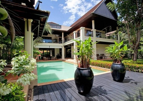 Maan Tawan | 4 Bed Villa Near Layan Beach in Bang Tao West Phuket