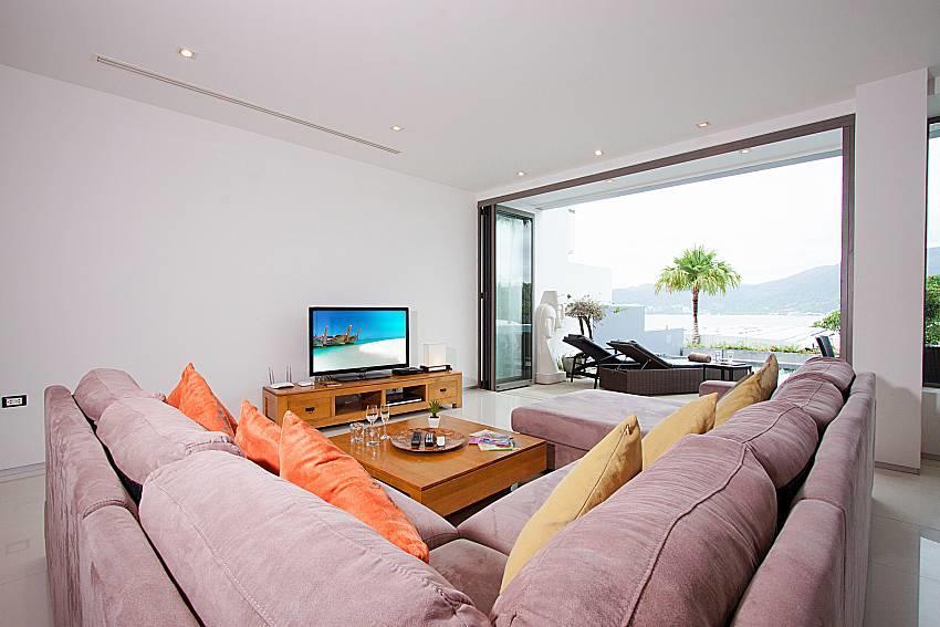 Seductive Sunset Villa Patong A1 | 3 Bed Sea Vi... Slide-3
