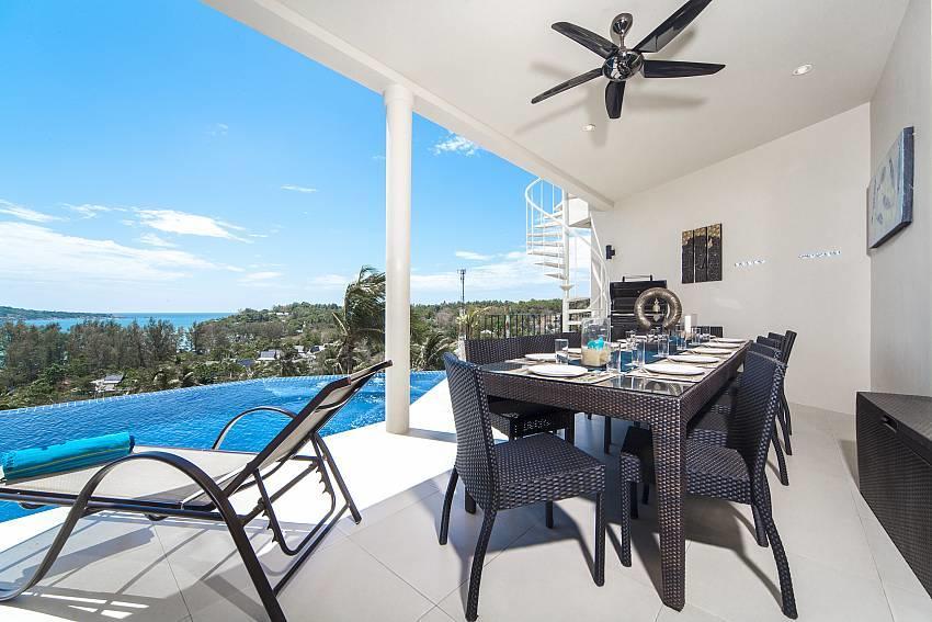 Villa Hin Fa | 8 Bed Ocean View Property on Raw... Slide-5