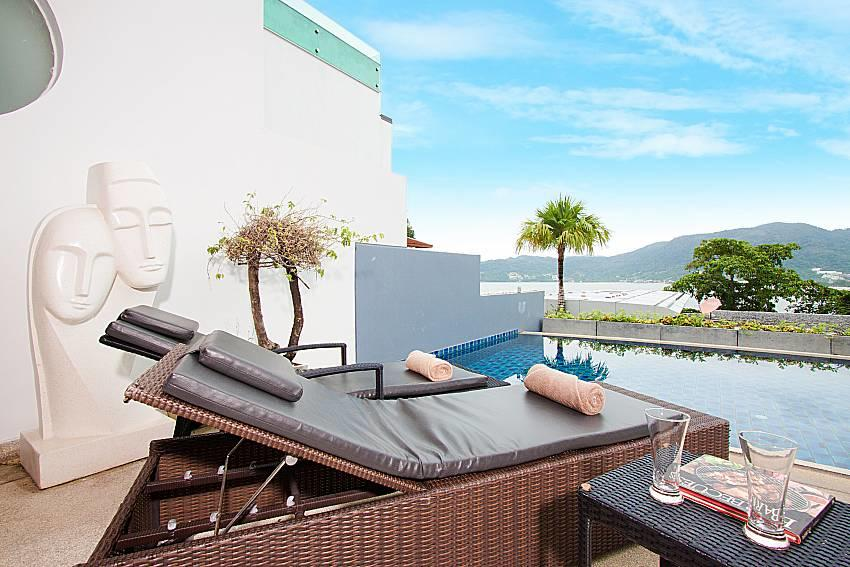 Seductive Sunset Villa Patong A1 | 3 Bed Sea Vi... Slide-2