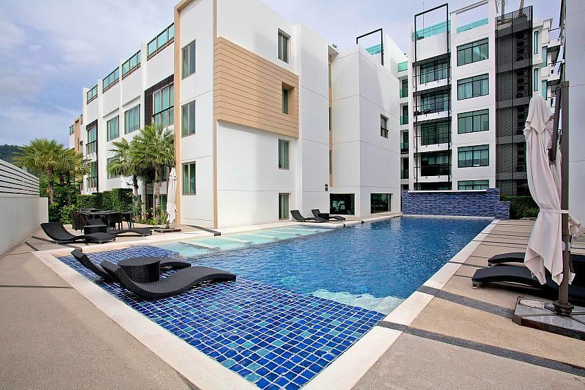 Kamala Chic Apartment | 1 Bed Condo in Kamala W... Slide-1
