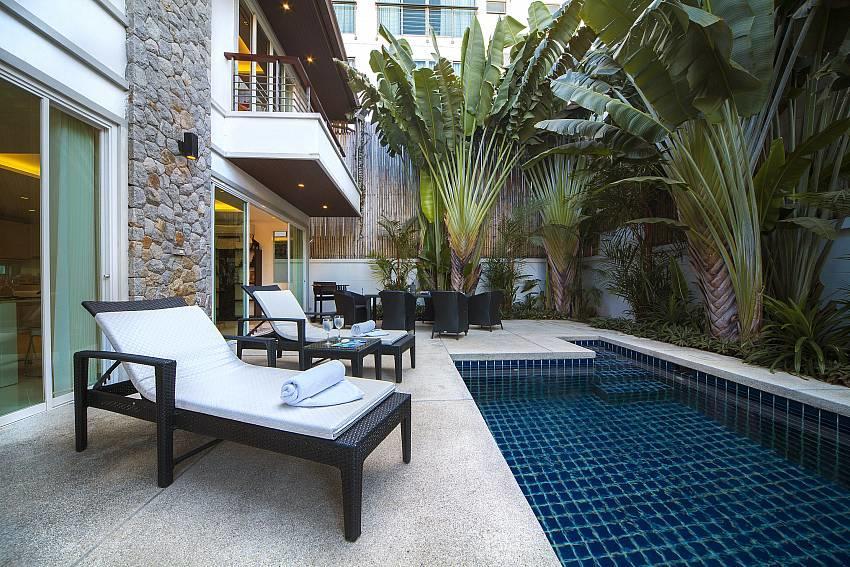 Villa Romeo | 3 Bed Pool Villa short Walk to Ka... Slide-26