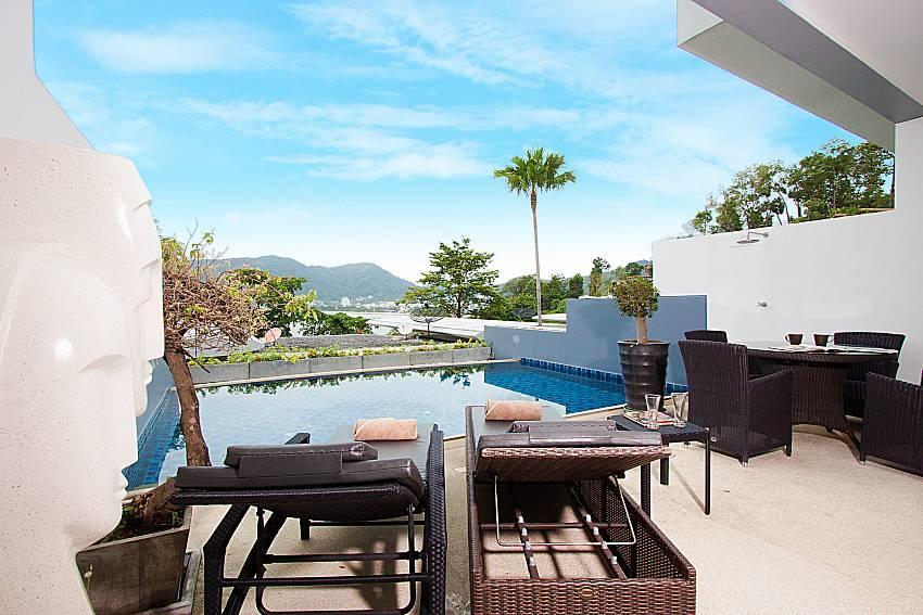 Seductive Sunset Villa Patong A1 | 3 Bed Sea Vi... Slide-1