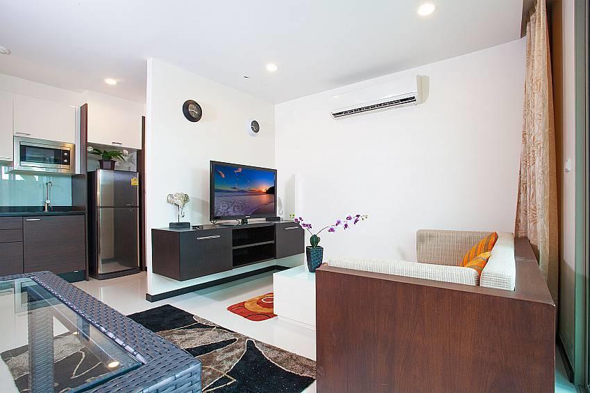 Kamala Chic Apartment | 1 Bed Condo in Kamala W... Slide-5