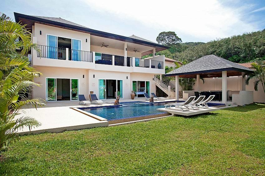 Villa Yok Kiao |  Fully Staffed 6 Bed Pool Vill... Slide-1