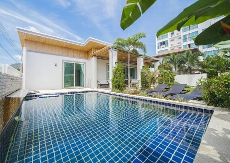 Villa Juliet | 2 Bed Property with Private Pool in Kamala West Phuket