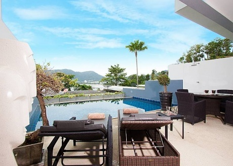 Seductive Sunset Villa Patong A1 | 3 Bed Sea View Pool House in Phuket