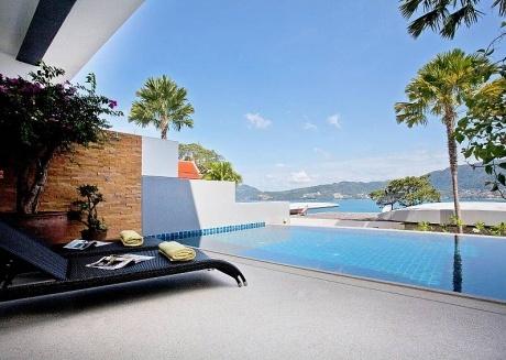 Seductive Sunset Villa Patong A2 | 3 Bed Pool Home in Patong Phuket