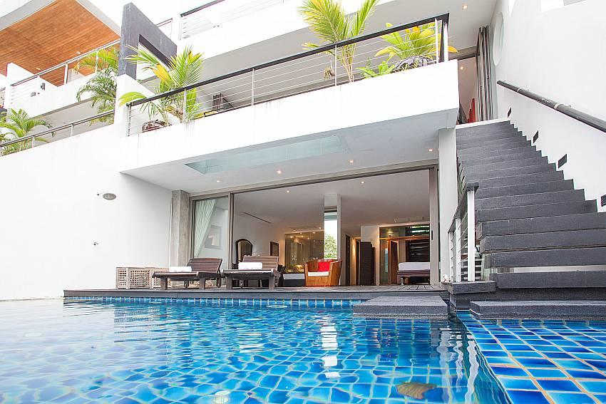 Seductive Sunset Villa Patong A7 | 3 Bed Pool H... Slide-27