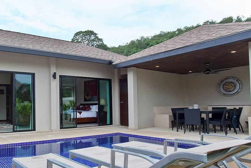 Tub Tim Villa | Classy 3 Bed Pool House in Nai ... Slide-23