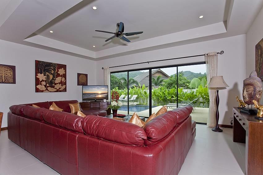 Tub Tim Villa | Classy 3 Bed Pool House in Nai ... Slide-5