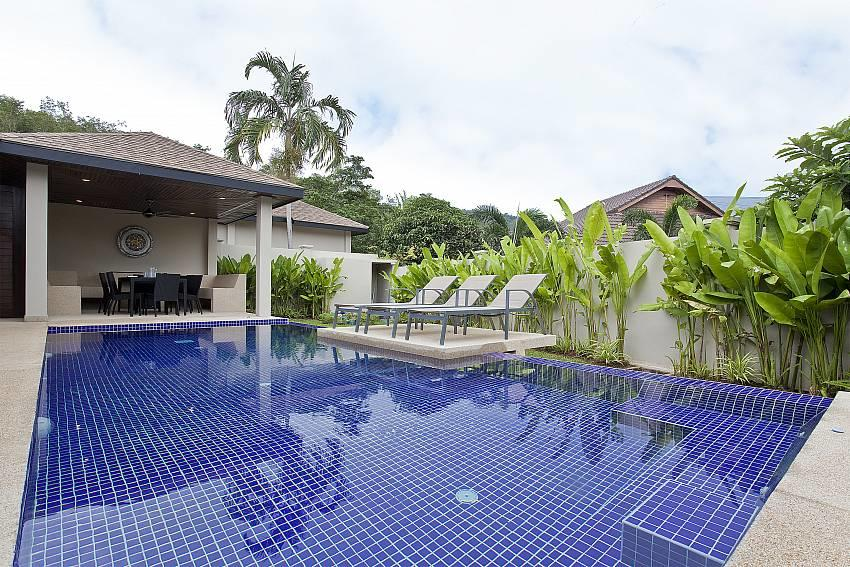 Tub Tim Villa | Classy 3 Bed Pool House in Nai ... Slide-25