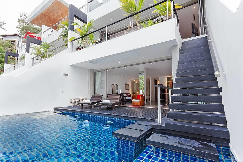 Seductive Sunset Villa Patong A7 | 3 Bed Pool H... Slide-1