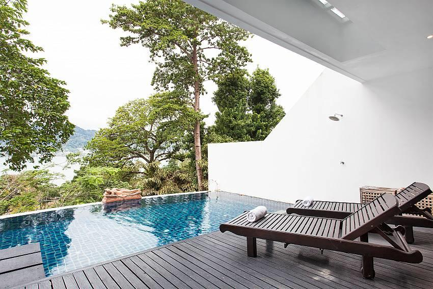 Seductive Sunset Villa Patong A7 | 3 Bed Pool H... Slide-2