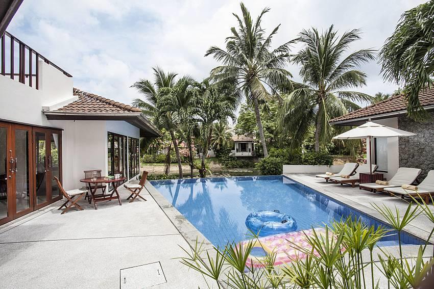 Villa Kanya | Stylish 4 Bed Holiday Pool Home i... Slide-22