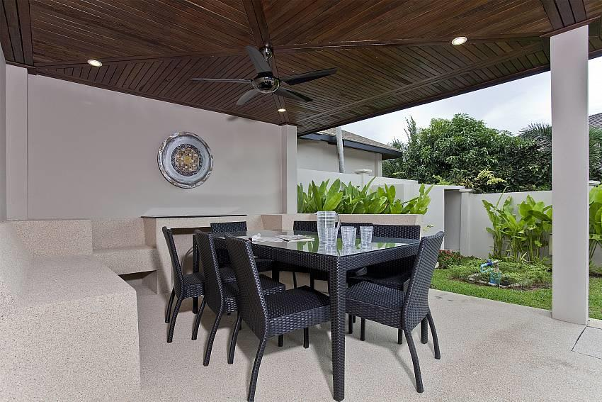 Tub Tim Villa | Classy 3 Bed Pool House in Nai ... Slide-4