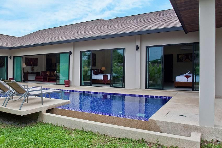Tub Tim Villa   Classy 3 Bed Pool House in Nai ... Slide-22