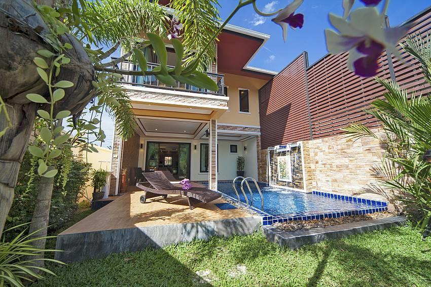 BangTao Tara Villa 4 | 3 Bed Pool Holiday Home ... Slide-2