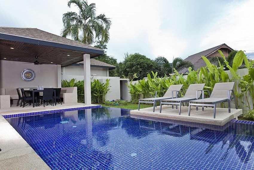 Tub Tim Villa | Classy 3 Bed Pool House in Nai ... Slide-3