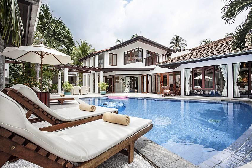 Villa Kanya | Stylish 4 Bed Holiday Pool Home i... Slide-1