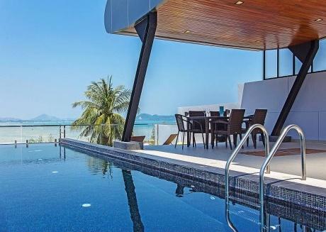 Equilibrium Rawai Villa | 4 Bed Pool Villa in Rawai on Phuket