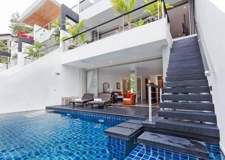 Seductive Sunset Villa Patong A7 | 3 Bed Pool Home in Patong Phuket